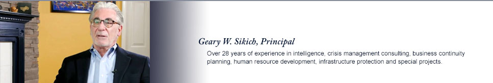 about geary sikich